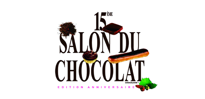 Le salon du chocolat du 14 au 18 octobre à Paris